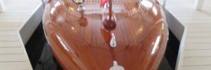 """1951 – 22ft Greavette """"Streamliner"""""""