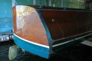 Streamliner bow